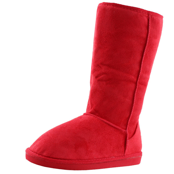 Chicago Winter Faux Fur Comfort Boots
