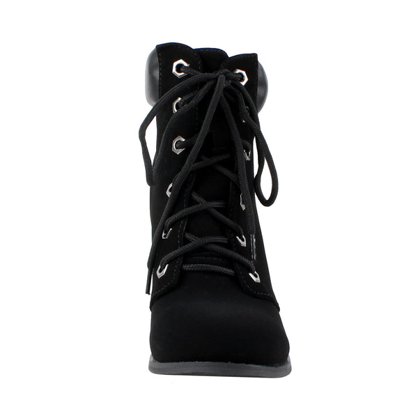Demo-5 Padded Collar Hiking Ankle Boots