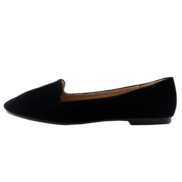 Diana-81 Slip On Loafer Flats