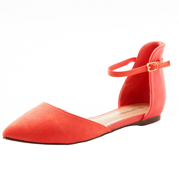 Dolley-21 Ankle Strap D