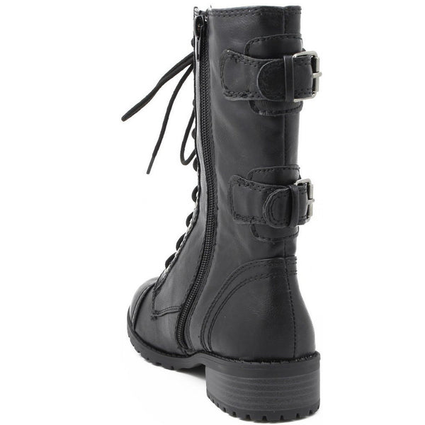Dome Military Combat Boots