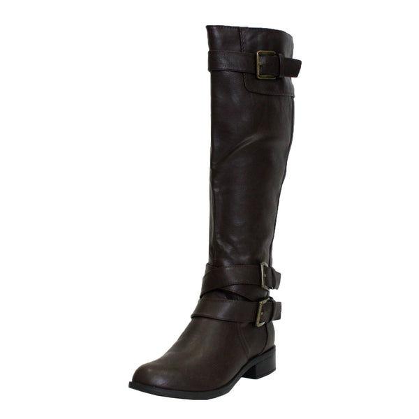 Doric-S Knee High Riding Boots