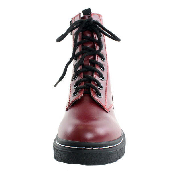 Grunge-S Combat Boots