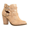 Guilty Heart - Hanoi Bootie Cut Out Ankle Boots