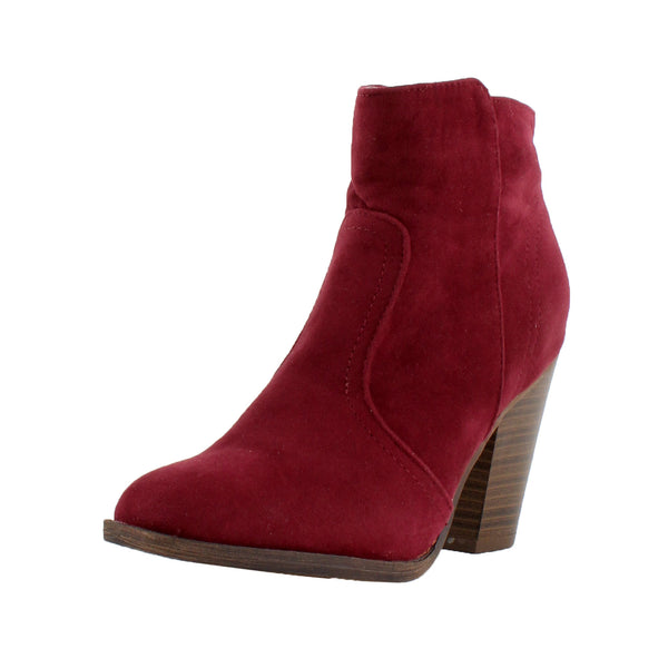 Heather-34W Riding Ankle Boots
