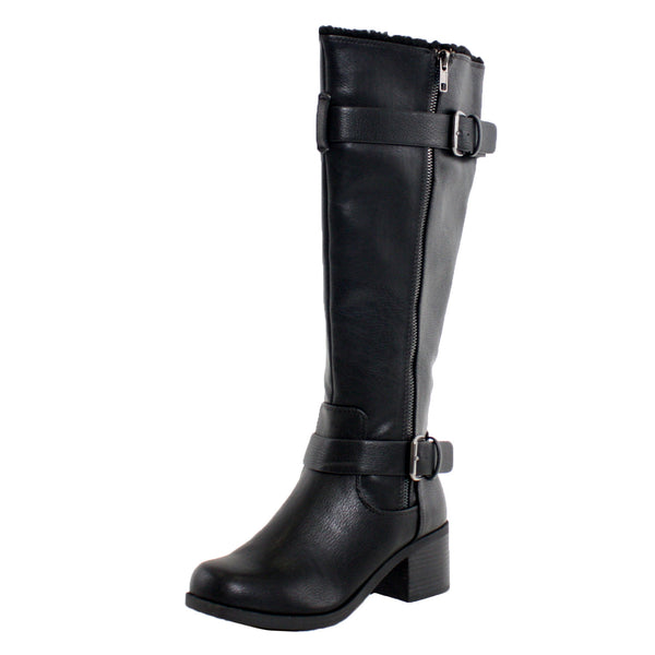 Hulu-H Knee High Riding Boots