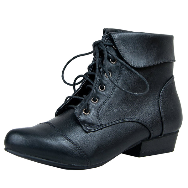 Indy-11 Lace Up Oxford Boots