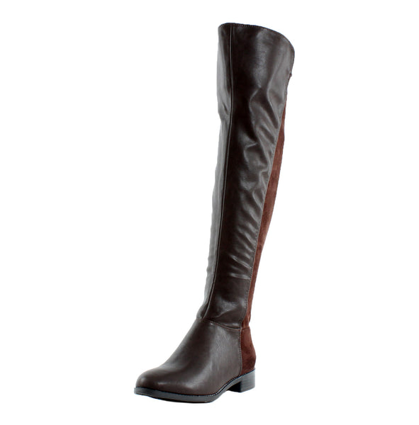 Kansas-14W Thigh High Riding Boots
