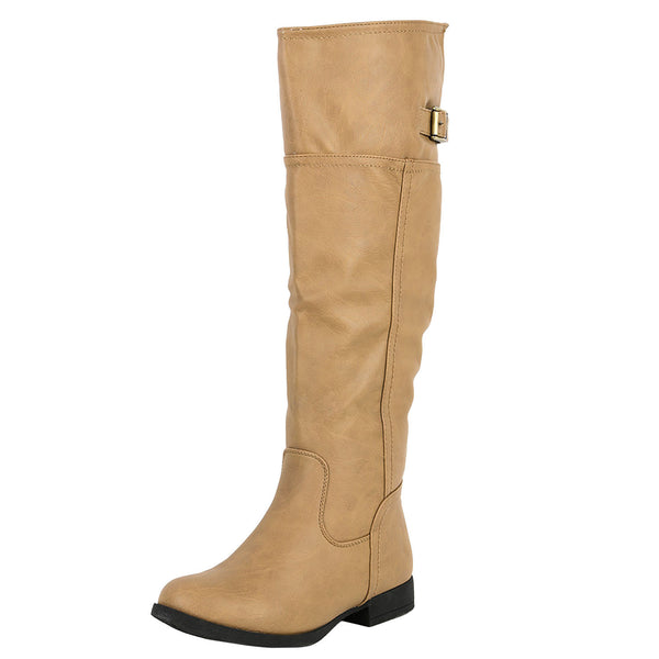 Land-57 Knee High Riding Boots