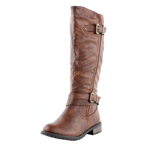 Mango-24 Knee High Riding Boots