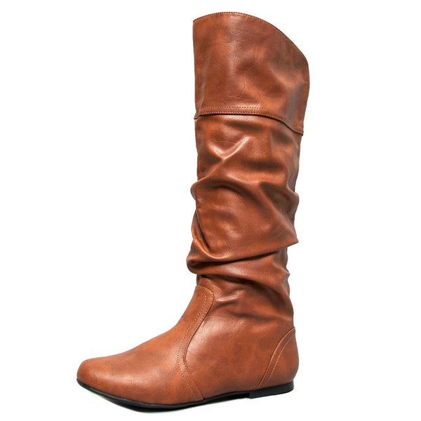 Neo-144 Slouchy Knee High Boots
