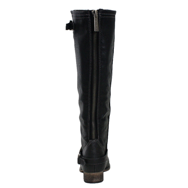 Outlaw-11 Western Knee High Boots