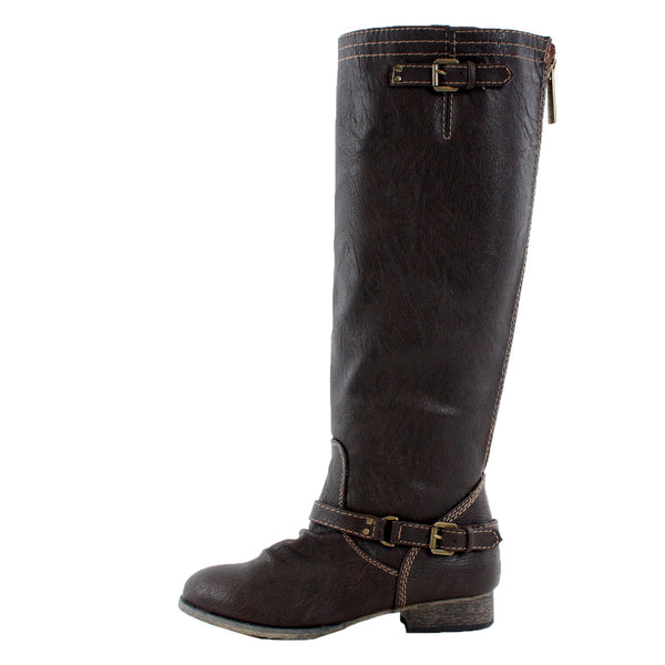 Outlaw-81 Riding Equestrian Knee High Boots