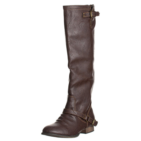 Outlaw-81 Knee High Riding Boot