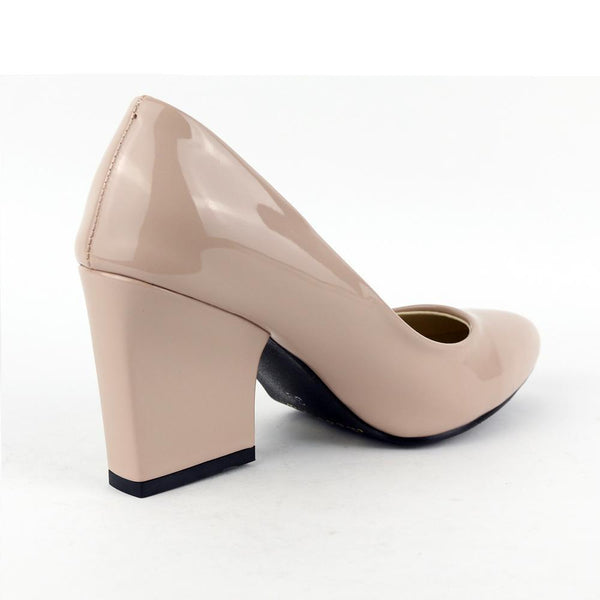 High Heels Shoes Women Shoes Thick Chunky High Heels Fashion Party Pumps Square Heel Footwear