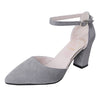 Fashion Women Pumps Sandals High Heel Summer Pointed Toe Dancing Wedding Shoes Casual Sexy Party Solid Ladies High Heels