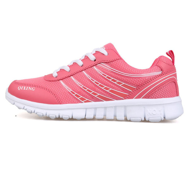 Women sneakers new arrival fashion breathable women shoes casual shoes woman outdoors walking ladies shoes