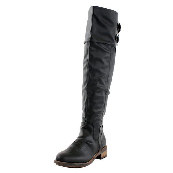 Relax-01X Knee High Riding Boots