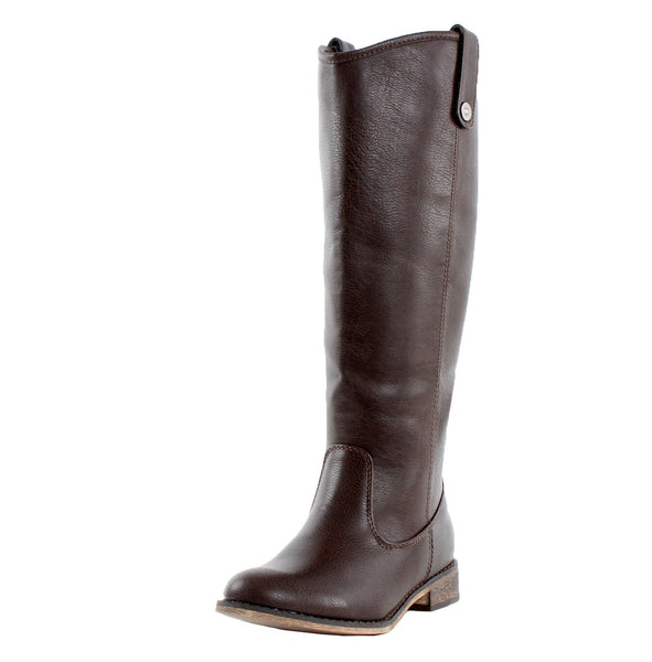 Rider-18 Knee High Riding Equestrian Boots