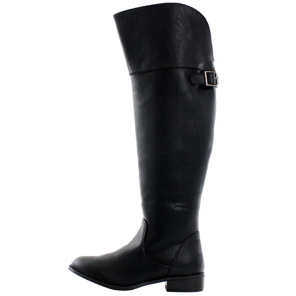 Rider-24 Equestrian Motorcycle Women Riding Boots
