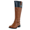 Sam-H Equestrian Knee High Riding Boots