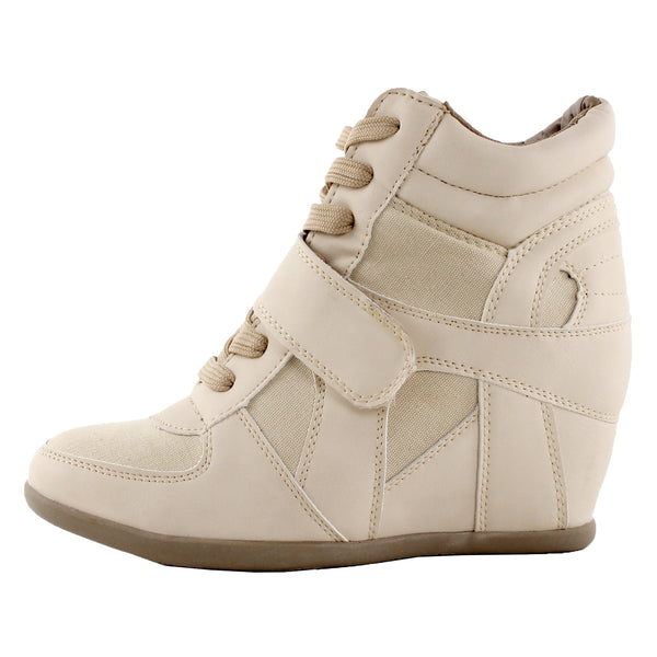 Sammy-40 Wedge Sneakers