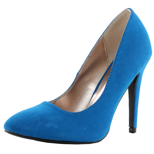 Serenity-01 Slip On Stiletto Pumps