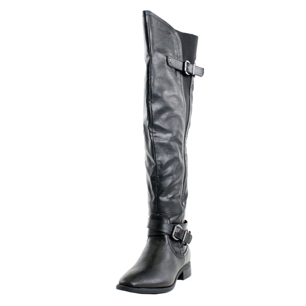 Shelbi-01h Knee High Boots