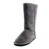 Soong-S Faux Suede Mid-Calf Winter Boots