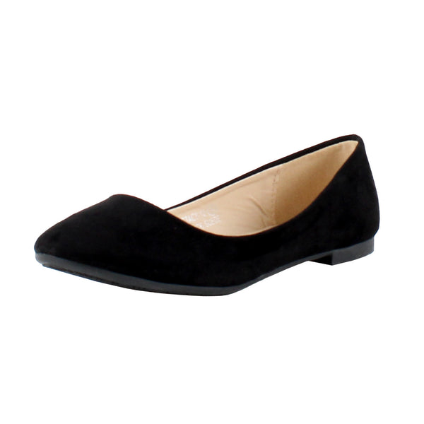 Stacy-12 Slip On Ballet Flats