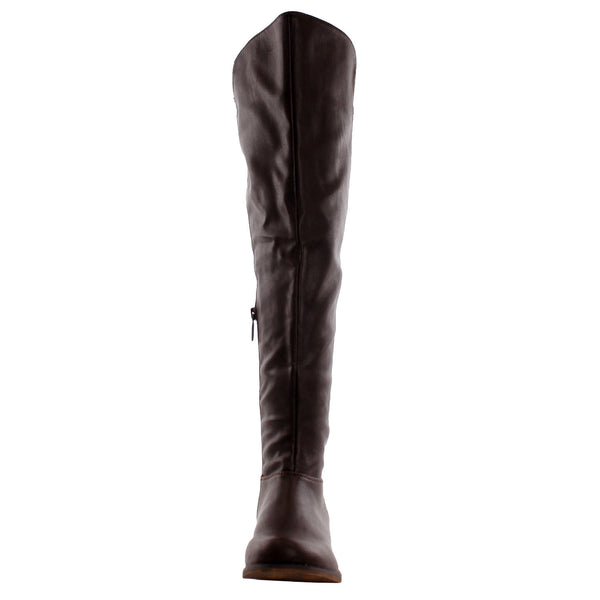 Tenesee-17 Thigh High Riding Boots