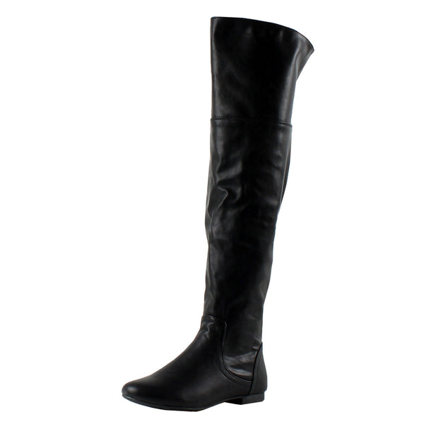 Tiara-45 Over The Knee Thigh High Boots