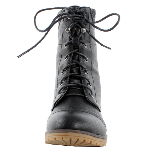 Wynne-06 Combat Boots