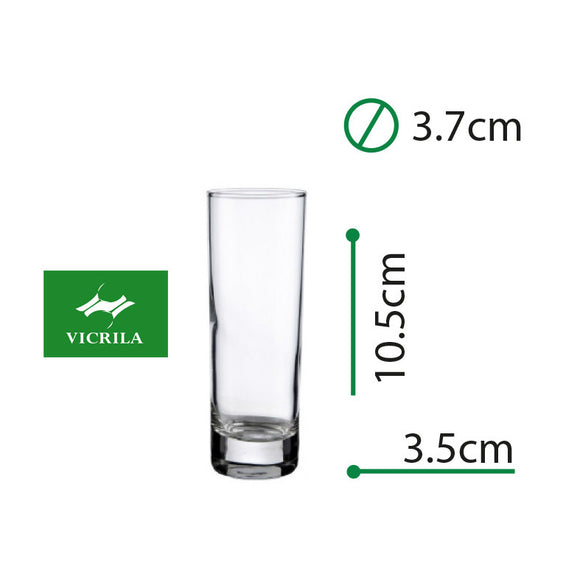AIALA VASO LICOR 2oz #V-0741