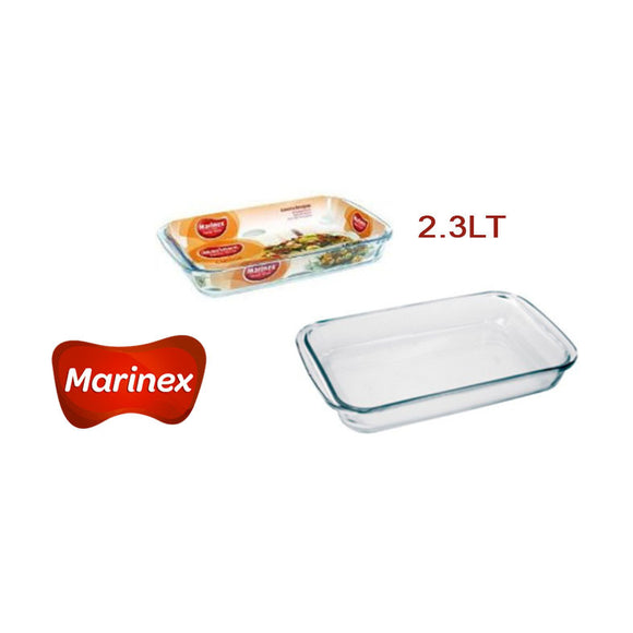 MARINEX ASADERA RECTANGULAR 2.3Lt #6534.01-9