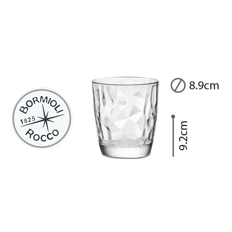 DIAMOND VASO OTR 14ozs #3.02260