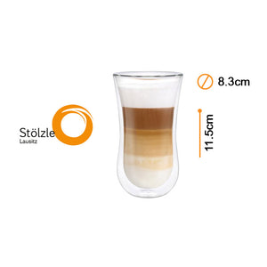 DOBLE PARED VASO THE 8oz #4255209