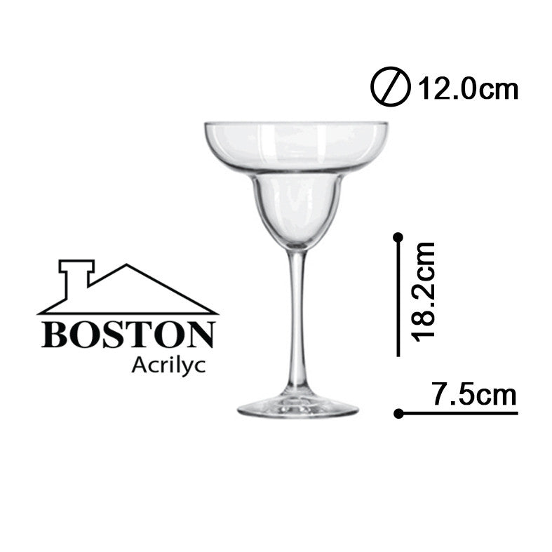 BOSTON ACRYLIC COPA MARGARITA SAN #AC-0704