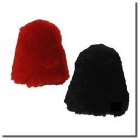 100% Lamb Wool Replacement Buffers (Bonnets) for Beck Brand Electric Shoe Polishers