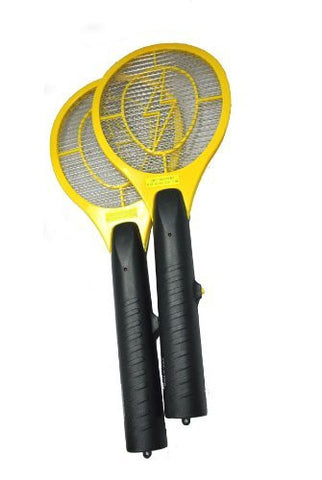 2 PCS of The Amazing Handheld Bug Zapper, Bug Fly Mosquito Zapper Swatter Killer