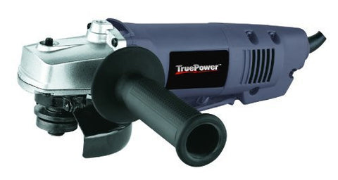"TruePower 4.5"" Angle Grinder with Paddle Trigger (6.4A) [Misc.]"
