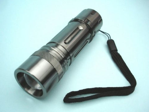 3w Cree Led Flashlight with Adjustable Beam Focus [Misc.]