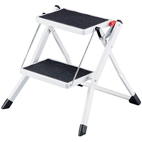 Compact Mini Folding 2 Step Stool Ladder Truepower Tools