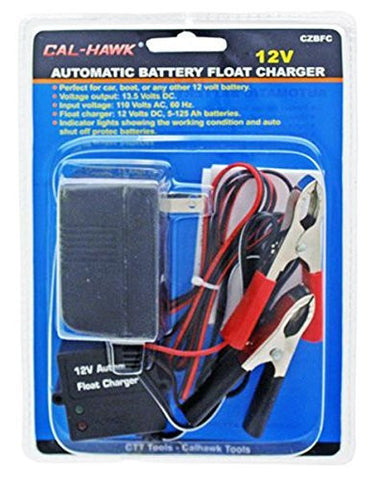 12V Automatic Battery Float Charger