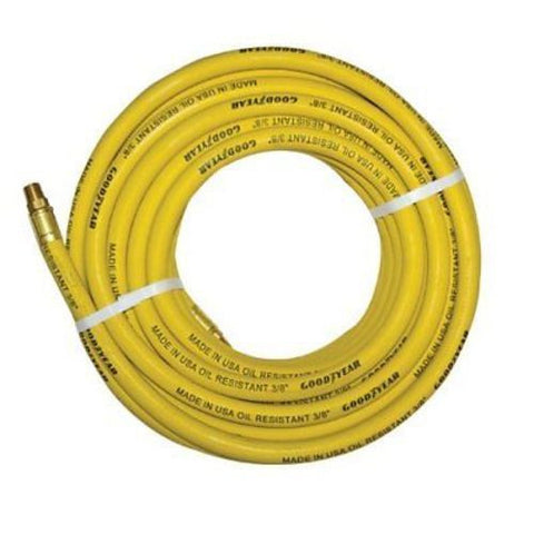 "GOODYEAR USA 3/8""x25' AIR HOSE, 250 PSI - OIL RESISTANT"