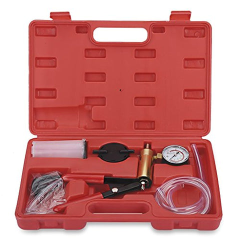 Vacuum Tester & Brake Bleeding Kit