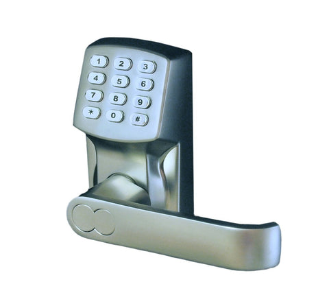 NETBOLT KEYLESS LOCK SYSTEM: Smartphone Connected Keyless Entry