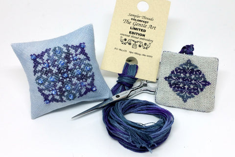 Winter Queen's Jewel - Limited Edition Cross Stitch Kit