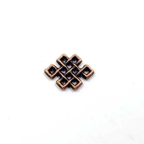Bronze Celtic Knot Charm