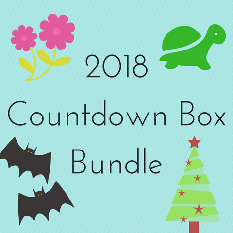 2018 Countdown Box Bundle